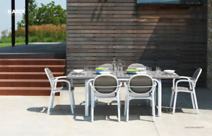 Outdoor Dining Set - Made in Italy by Nardi