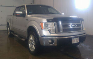 2010 F-150 Pickup, Leather and Loaded