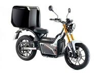 RIEJU CARGO ELECTRIC MOTORCYCLE 8KW 2021 BRAND NEW