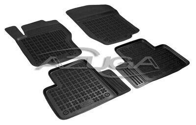 3D Gummi-Fußmatten für Mercedes ML M-Klasse W164 8/2005-10/2011 Hohe Gummimatten