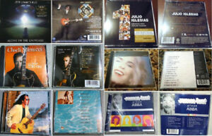 CD COLLECTION OF JAZZ / ROCK / VOCAL / DISCO / EASY LISTENING!