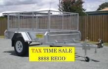 8×5 Box Trailer Gal END OF FINANCIAL YEAR TAX SALE ASK ABOUT PRIC Coopers Plains Brisbane South West Preview