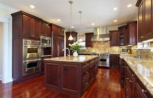 Luxury Maple Cabinets with Amazing Granite & Quartz Countertop F