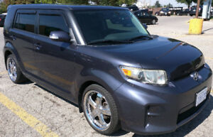 2011 Scion xB Manual, Leather, in great shape.