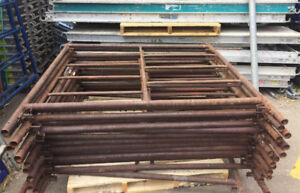 Used 5' x 5' Scaffold Frame for $14.99 ONLY!!