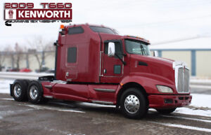 2009 KENWORTH T660 ***REBUILT 485HP ISX - 18 SPEED***