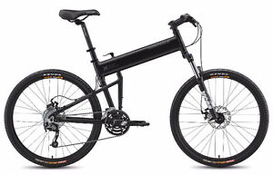Authentic Full-Size 27-speed  FOLDING MOUNTAIN BIKE  by Montague Kitchener / Waterloo Kitchener Area image 2