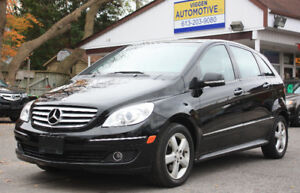 2008 Mercedes B200 PANORAMIC SUNROOF**only 108,000km
