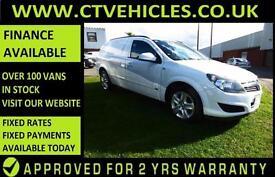 2012 12 Vauxhall Astravan 1.7CDTi 16v Sportive A/C ALLOYS Diesel