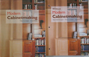 Cabinetmaking and Woodworking books for sale