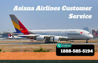 Asiana Airlines Reservations +1~*888~585~5194*