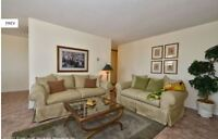 2 Bedroom ON BASELINE - Heat and Water Included!