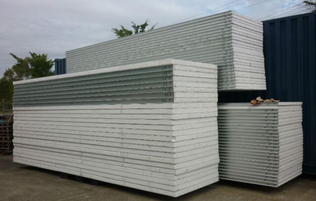Insulated Coolroom Panels Sandwich Panels Building