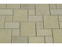 Cotswold Yorkstone Paving Slabs 5.76m2