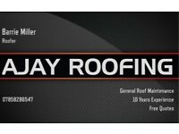 AJAY Roofing and General Maintenance