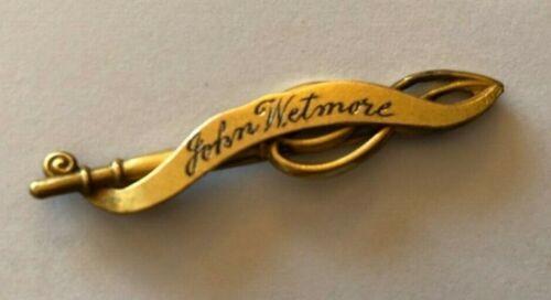 Daughters of the American Revolution Ancestor Bar- John Wetmore