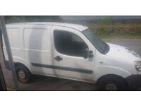 Fiat, DOBLO, Car Derived Van, 2007, Manual, 1248 (cc)