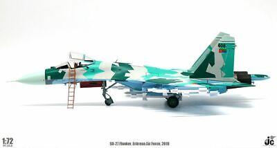 Jc Wings JCW72SU27007 1/72 SU-27 Flanker Eritrean Air Force 2010