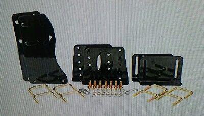 Universal Kioti Ford Mahindra Etc Tractor Canopy Mounting Bracket Kit