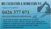 Kitchen bathroom demolition stripouts wall removals excavation Milsons Point North Sydney Area Preview