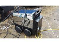 Karcher and InterPump Hot pressure Washer