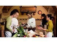 Certified Italian Chef available for private or small group cooking classes - your kitchen or mine