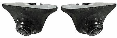 Rydeen Cm D500 Car Dual Side Nightvision Blind Spot Camera Kit  Pair Cmd500