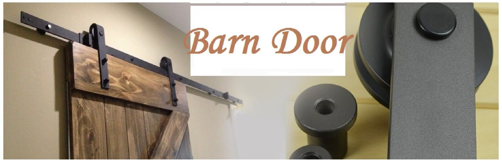 Barn door shop