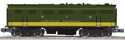 LIONEL #34649 CANADIAN NATIONAL NON-POWERED F3 B-UNIT NIB NR