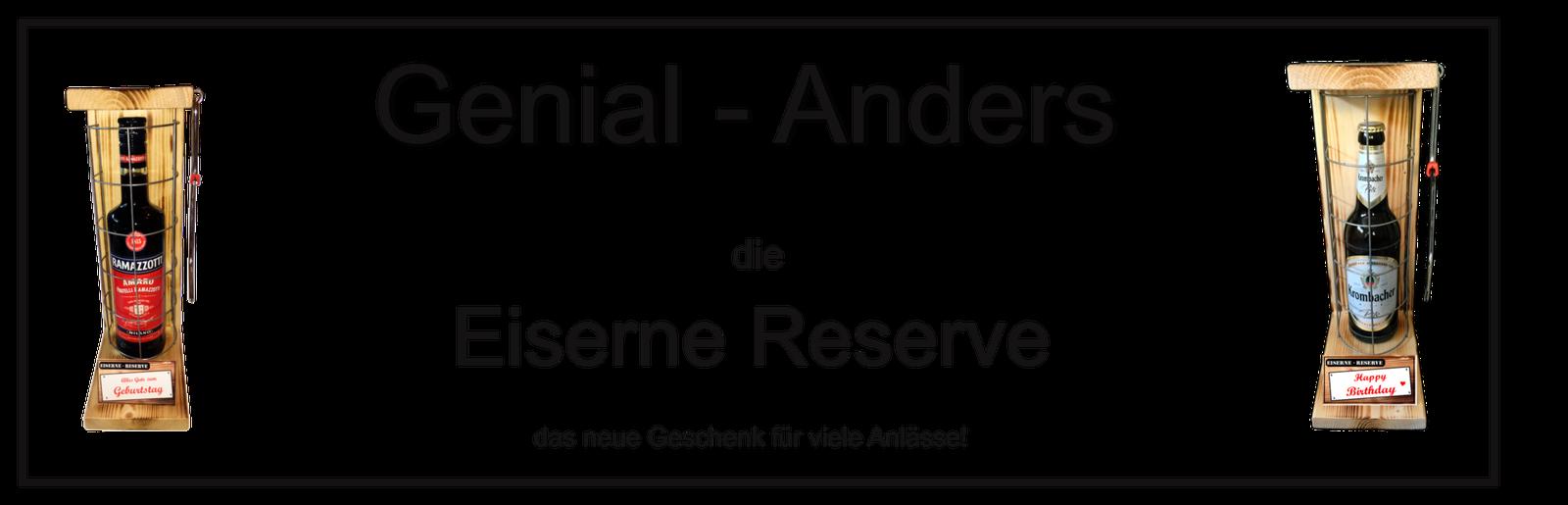 Genial-Anders