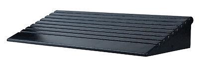 Bordsteinrampe Rampe 15cm hoch Vollgummi Recycling Auffahrhilfe (15 Stein)