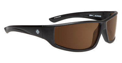 SPY OPTICS Jackman Sunglasses - ANSI Z87.1 Rated Lens+ Warranty+ Sleeve (Rating Sunglasses)