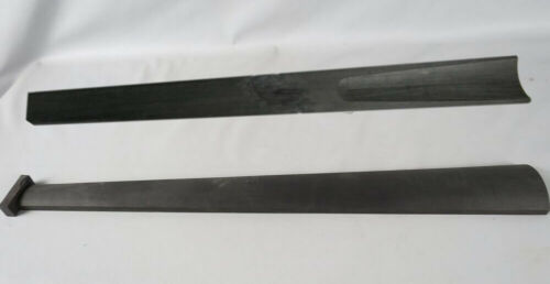 High grade undyed indonesia ebony wood Double bass fingerboard 4/4 fretsboard