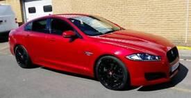 Jaguar XF Rsport