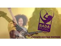 Guitar Lessons at BADA