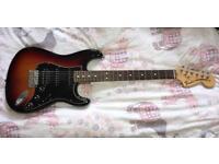 Fender USA strat Guitar TRADE
