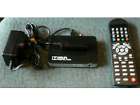 Small Satellite Receiver for Caravans & Camping Philex HN4813, HDMI, USB - used