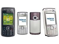 Nokia N70 (Unlocked) Mobile Phone various colours (Grade B)
