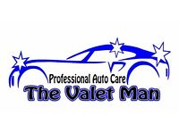 Full time Self employed Mobile Valeter Position available