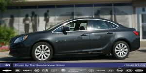 2015 Buick Verano 1SB|LOW KM|ALLOYS|