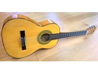 3/4 Size Classical Guitar for 8 -12 yrs New Strings Fitted