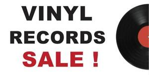 Used & New HUGE Vinyl Records SALE! 1000s of Records - Visit our Store for Deals!!!