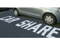 Car share enquiry