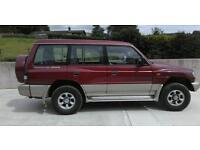 For Sale Mitsubishi Shogun 2.8 TD GLS LWB