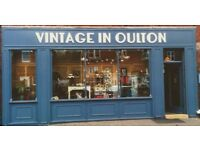 Vintage in Oulton - Open Now - 7 days a week - Vintage - Antiques - Retro - Collectables