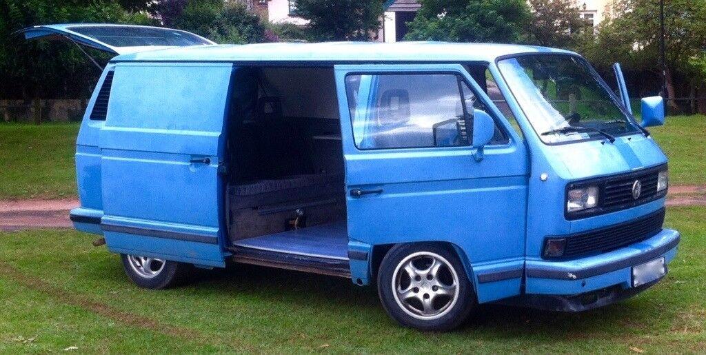 VW T25 Camper - Panel Van | in Portishead, Bristol | Gumtree