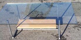 Glass centre table Nottingham/Table glass