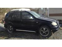 Breaking Mercedes ml320 All Parts available, Message Me For Price