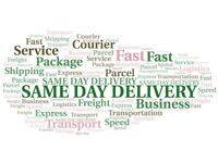 MAN & VAN SAMEDAY COURIER – COLLECTIONS MADE WITHIN 60 MINUTES – SAMEDAY DELIVERY
