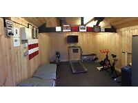 Personal Trainer with Private Gym